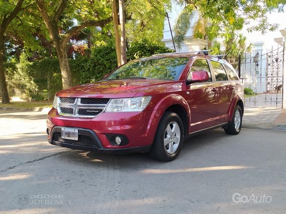 Dodge Journey 2.4 Sxt Full Atx 3 Filas Linea Nueva Pantalla