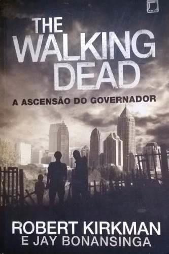 Livro The Walking Deed A Ascensão Do Governador