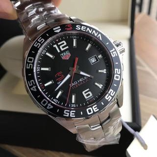 Reloj Tag Heuer Senna Waz1012.ba0883 Formula 1 Entrega Inmediata