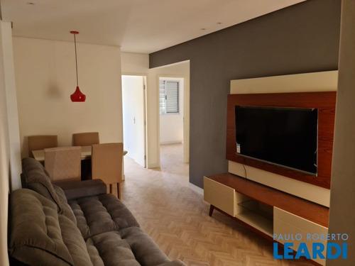 Imagem 1 de 14 de Apartamento - Bela Vista  - Sp - 643986