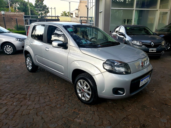 Fiat Uno 1.4 Attractive Pack Top 5 Ptas. 2016 56.000km Fcio.