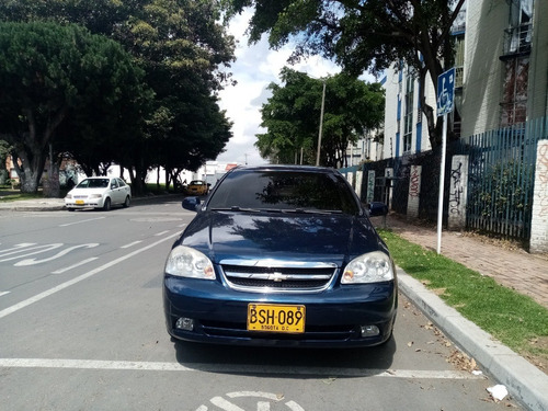 Chevrolet Optra 1400cc Mt Abs 2ab  Aa