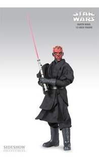 Sideshow Star Wars Darth Maul Sith Lord 1/6 Ver. Exclusiva
