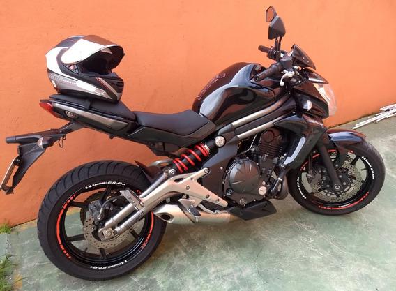 Kawasaki Er-6n 650cc 2013