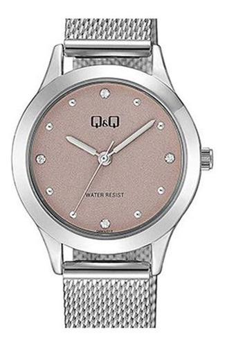 Reloj Q&q Dama Análogo | Qb83j212y | Garantía