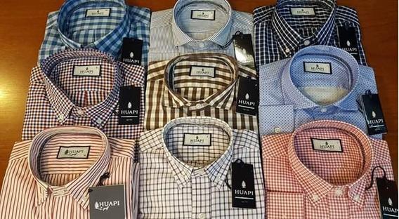 Camisas Manga Larga Huapi