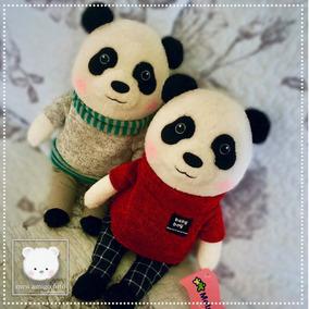 Metoo Urso Panda Metoo Pelúcia Original Metoodolls