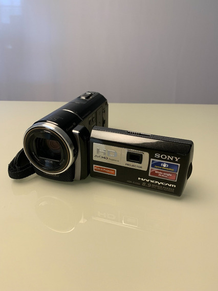 Câmera Sony Handycam Hdr-pj260