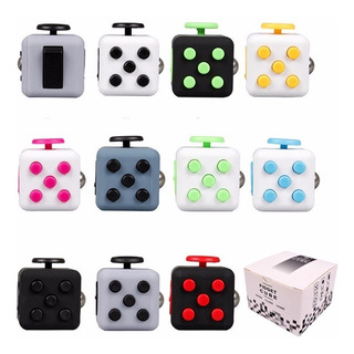 Cubo Smart Anti Stress Yeah Toys Juguete Ansiedad Spinner