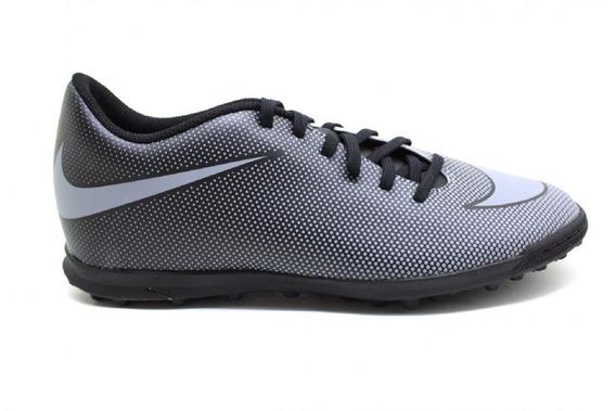 Chuteira Society Nike Bravatax Ii Tf - Nota Fiscal