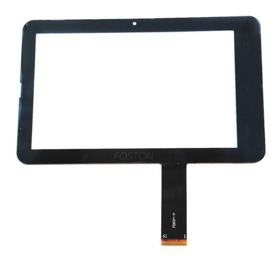 Tela Touch Tablet Foston Fs M3g 790gt 7pol