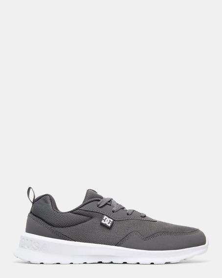 Tênis Dc Shoe Hartferd - Grey/white - Promoção