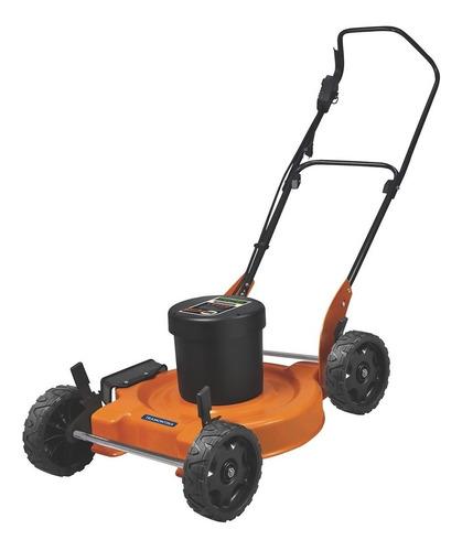 Cortador de grama elétrico Tramontina CE45M 2500W laranja e preto 127V