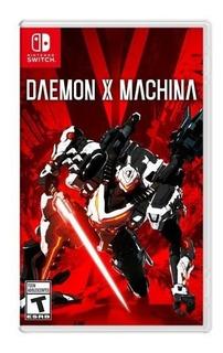 Daemon X Machina -juego Fisico - Nintendo Switch #sniper.cl