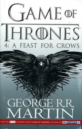 Game Of Thrones - Feast For Crows,a (vol.4) - Martin George