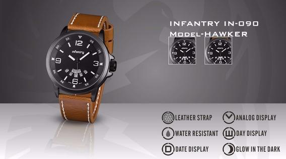 Relógio Infantry Masculino Analógico Clássico