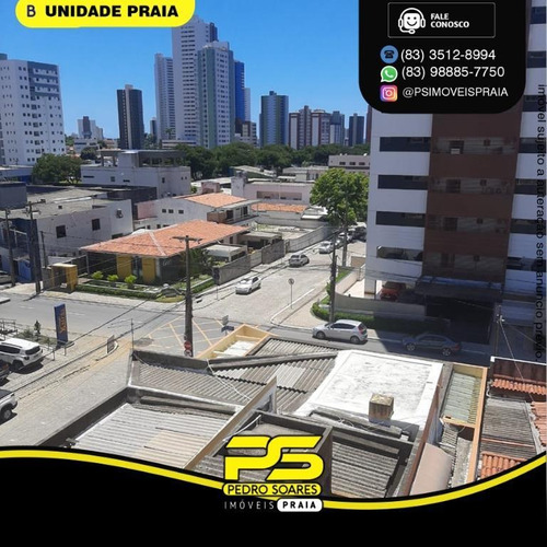 Apartamento Com 3 Dormitórios À Venda, 76 M² Por R$ 290.000 - Tambauzinho - João Pessoa/pb - Ap4771