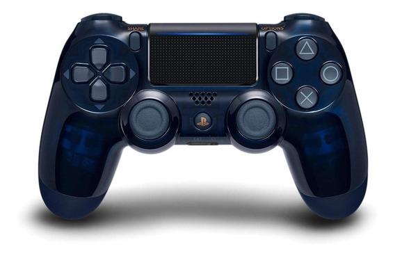 Controle joystick Sony Dualshock 4 500 million limited edition