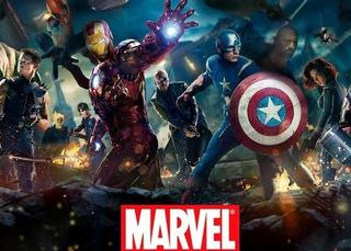Películas Universo Marvel Gran Combo Full Hd + Regalo