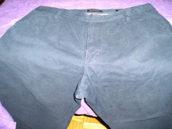 Pantalon De Gabardina Con Pinzas Kevingston.