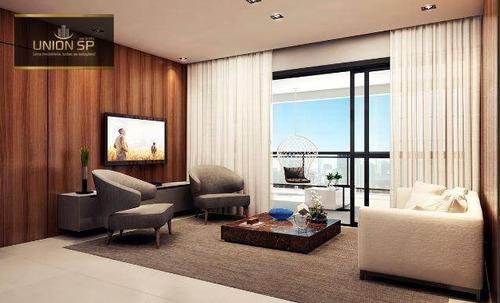 Apartamento Com 3 Dormitórios À Venda, 153 M² Por R$ 1.383.168,00 - Vila Leopoldina - São Paulo/sp - Ap46125