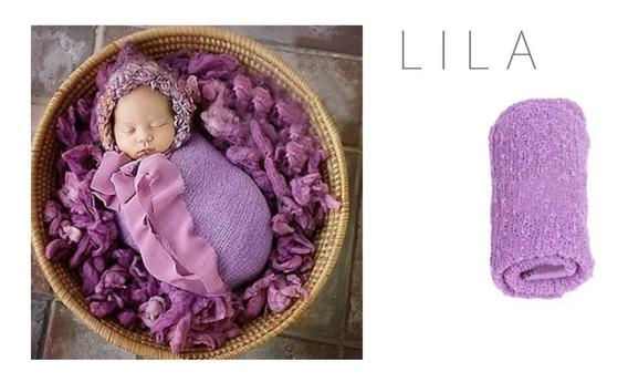 Tela Para Posar Bebe / Fotografia Recien Nacido Manta