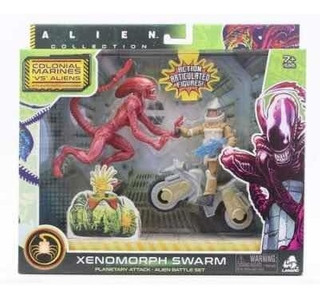 Alien Xenomorph Runner Swarm Colonial Marines