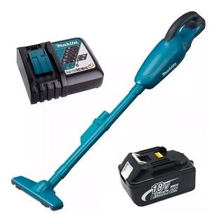 Aspirador De Pó Dcl180 Makita + Carregador E Bateria 18v 3ah