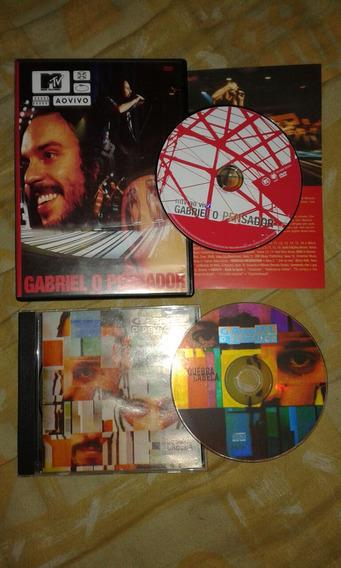 GABRIEL BAIXAR MTV DVD PENSADOR
