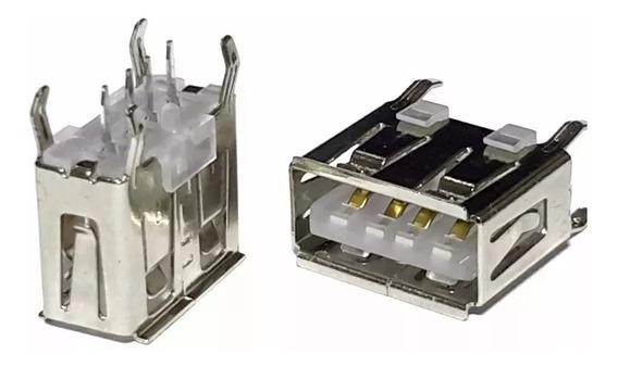 X20 Peças Conector Usb Pioneer Original Usado Em Toda Linha Frete Grátis
