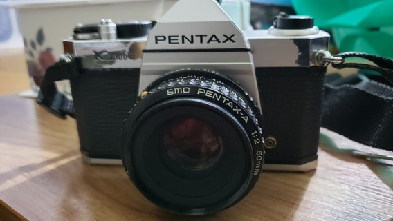 Camera Fotográfica Modelo Pentax K1000