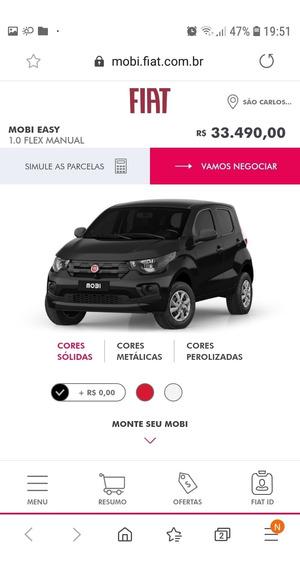 Fiat Mobi 1.0 Easy Flex 5p 2020