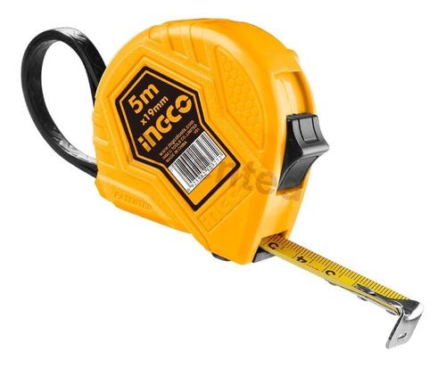Ff Cinta Metrica Economica 5 Mt Ingco Ancho 19mm Hsmt08352