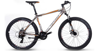 Bicicleta Mountain Bike Topmega Neptune R26 Envio Cuotas