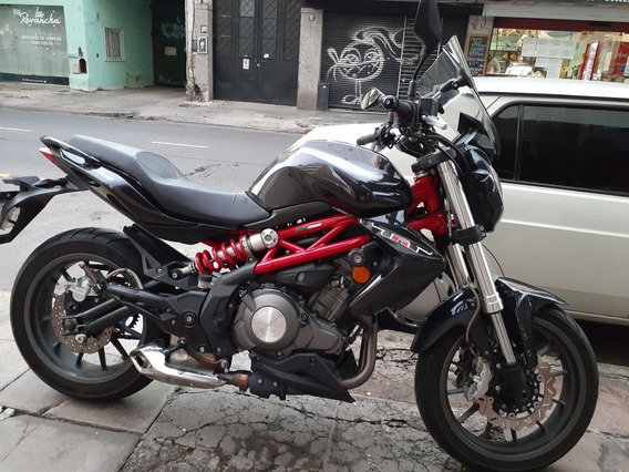 Benelli Tnt300