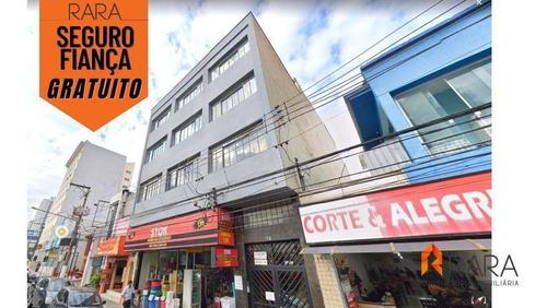 Sala Para Alugar, 30 M² Por R$ 550,00/mês - Centro - São Bernardo Do Campo/sp - Sa0001