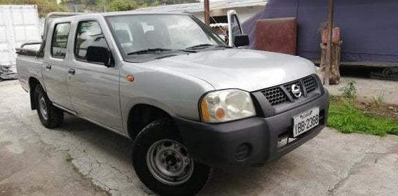 Nisaan Fronter 2011 Con Motor Nuevo (0km)