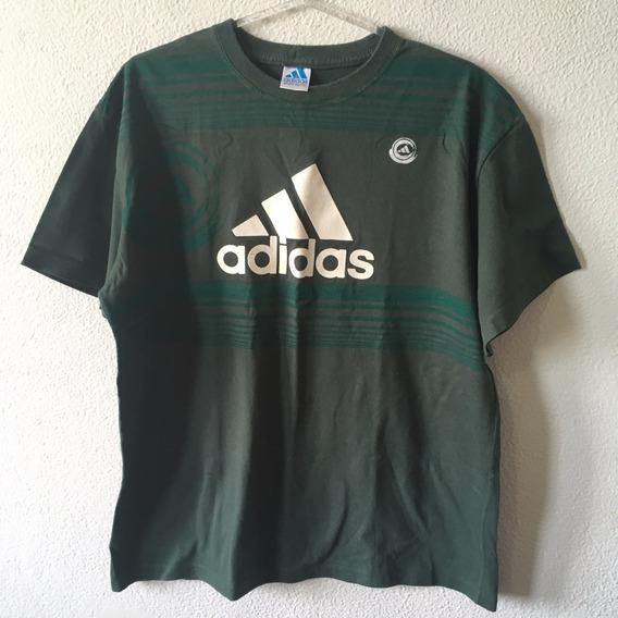 Camisa adidas Verde Tam G