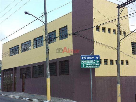 Galpão, Área Rural De Ferraz De Vasconcelos, Ferraz De Vasconcelos, Cod: 6019 - A6019