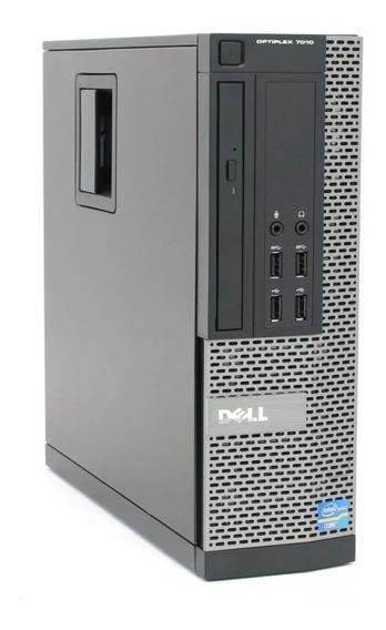 Pc Desktop I5 Dell 7010 + Monitor Wide 19