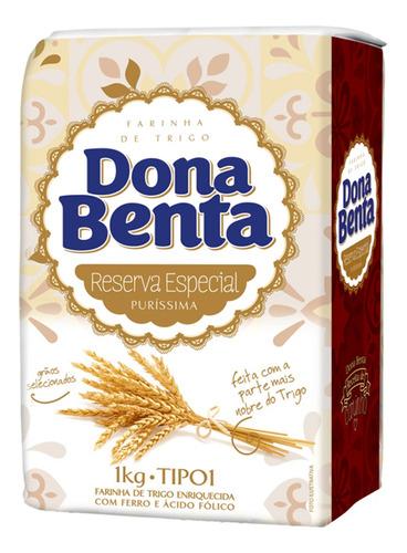 Farinha De Trigo Dona Benta Reserva Especial 1kg