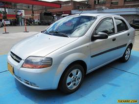 Chevrolet Aveo 1600cc Mt Aa