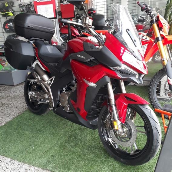 Beta Zontes X310 Stock Gibar Motos