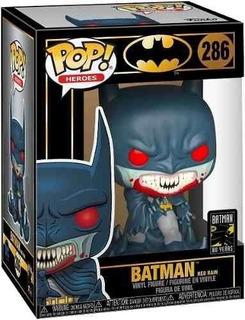 Funko Pop Batman 286 Batman Red Rain Original Magic4ever