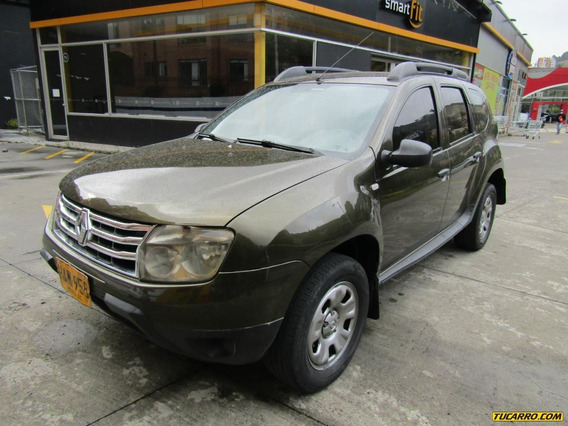 Renault Duster Expression Mt 1600 Aa