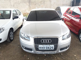 Audi A3 1.6 Manual 2007 Prata Gasolina
