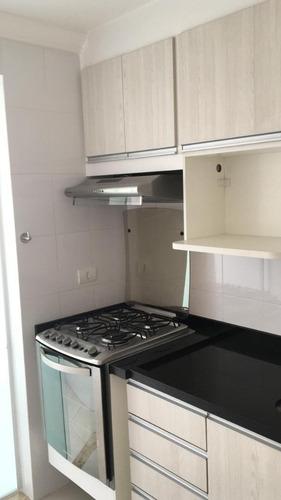 Apartamento À Venda, 57 M² Por R$ 330.000,00 - Jardim São Judas Tadeu - Guarulhos/sp - Ap0477