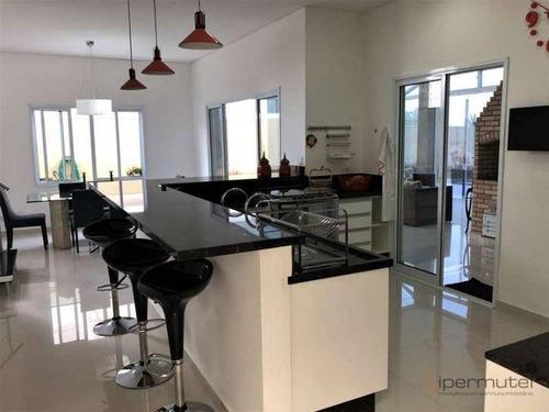 Granja Viana - 3 Suites - 300m² - Ca0006