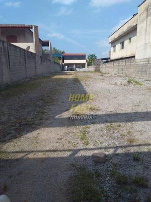 Terreno À Venda, 800 M² Por R$ 550.000 - Cidade Soberana - Guarulhos/sp - Te0147