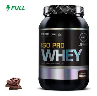 Proteína Isolada 100% Isolate Whey - 900g - Probiótica